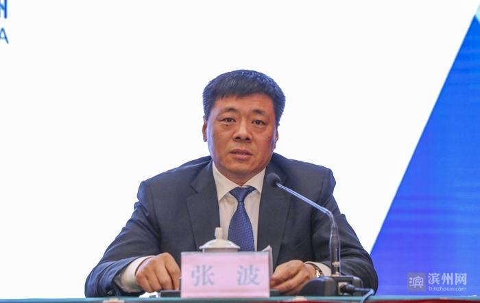 魏桥创业集团董事长张波:滨州具备了打造世界高端铝业