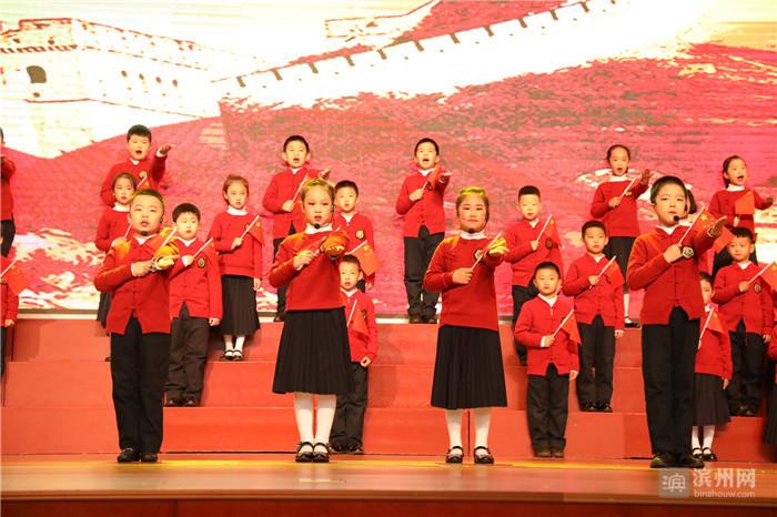 一年级四班朗诵《我的梦,中国梦》.