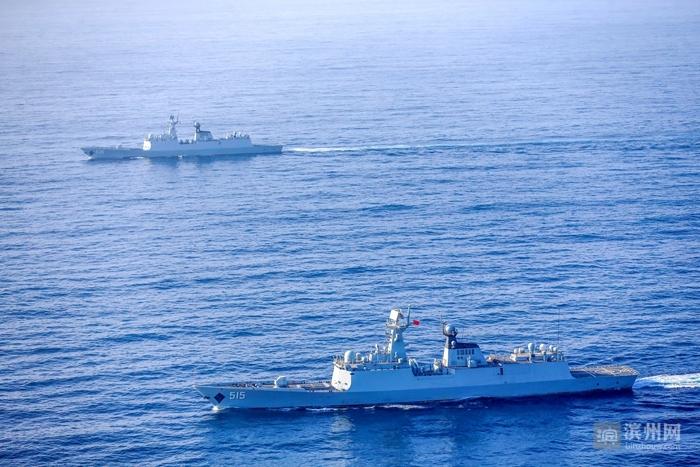 滨州舰完成亚丁湾护航任务 安全护送26批40艘中外船舶