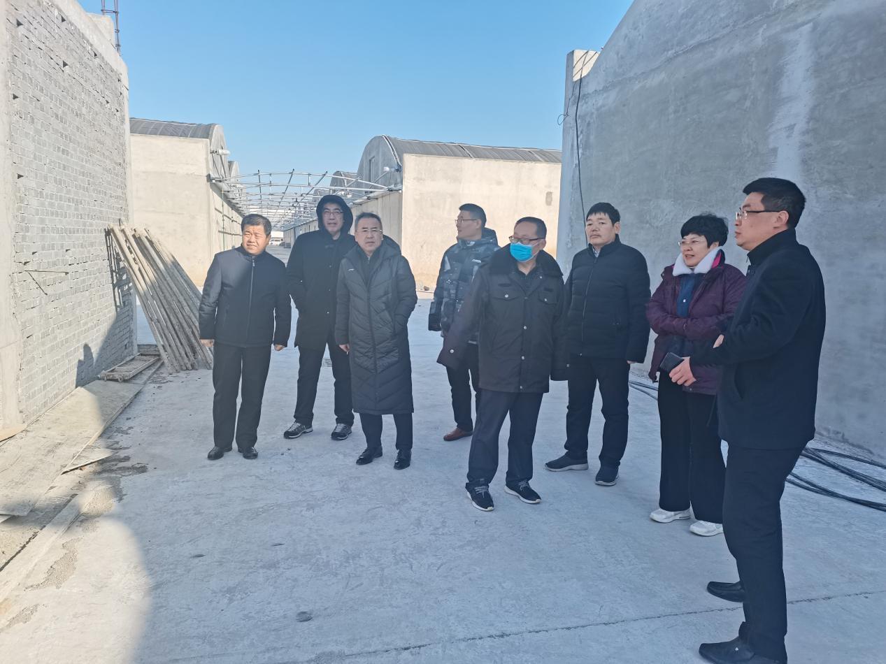 濱州市海洋發展和漁業局深入一線指導漁業抗寒潮