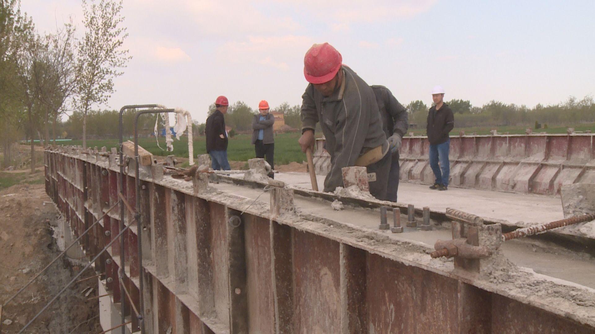 惠民县新建改建300座农业生产桥梁  5月底全部完工