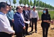 李喆到阳信县、无棣县督导生态环境问题整改工作