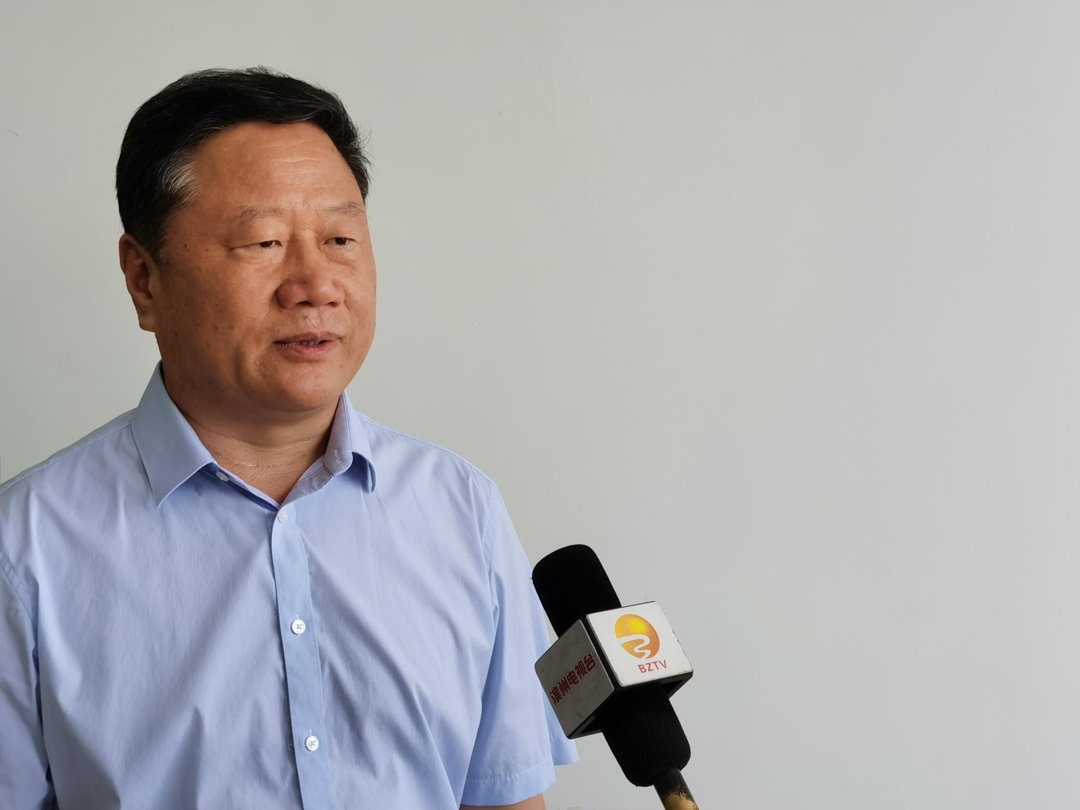 滨州市生态环境局党组书记、局长李海峰:同向发力,全力攻坚,高标准迎接国家卫生城市复审