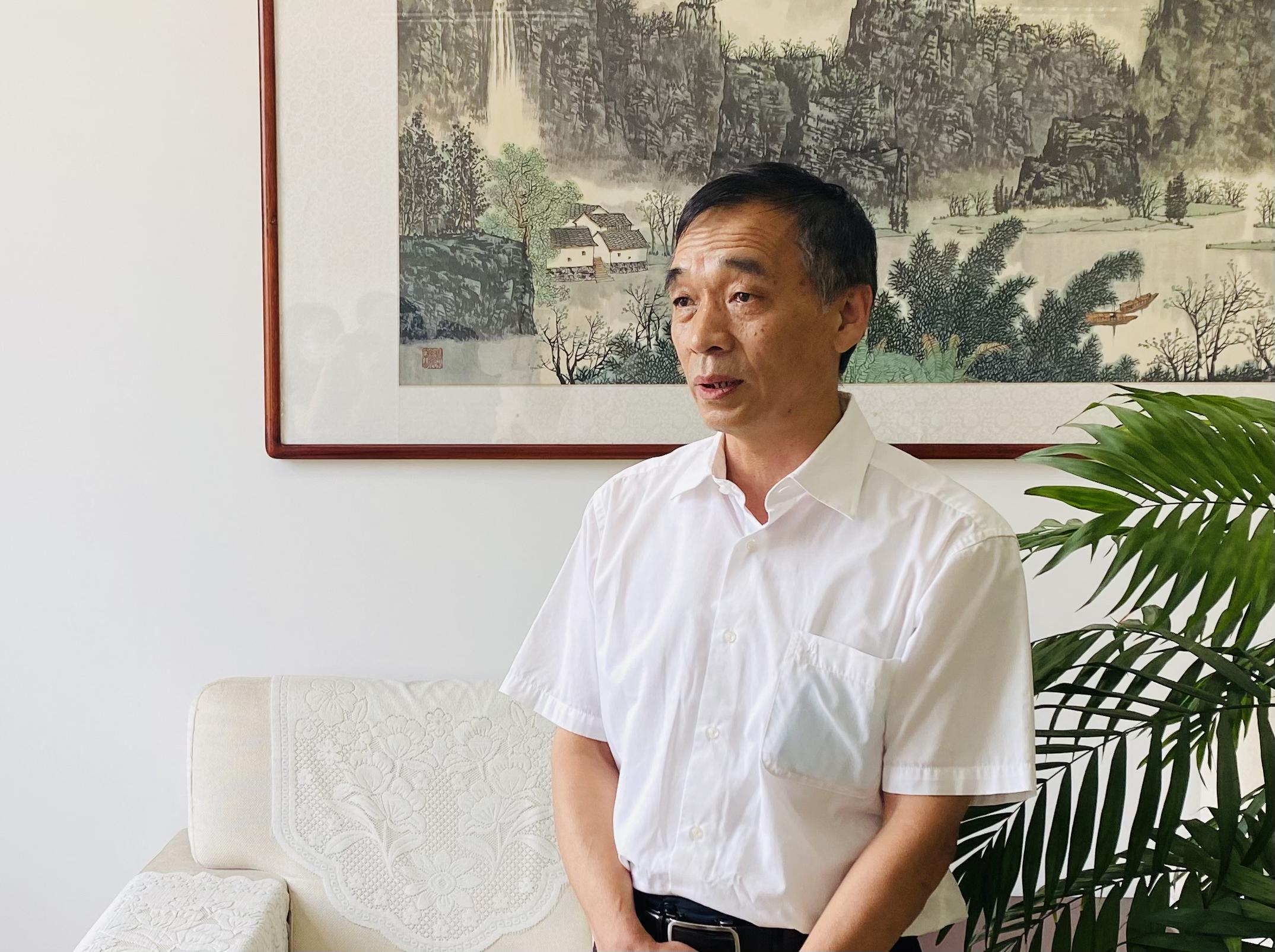 滨州市农业农村局局长王世强: 对照责任清单抓好落实,全力以赴巩固迎审成果