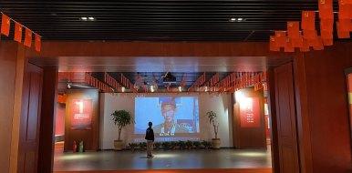中国红齐鲁行|2021,我的国庆节:在滨州市博物馆接受红色教育