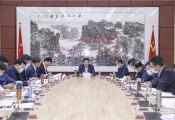 滨州市促进中医药发展工作领导小组第二次会议召开