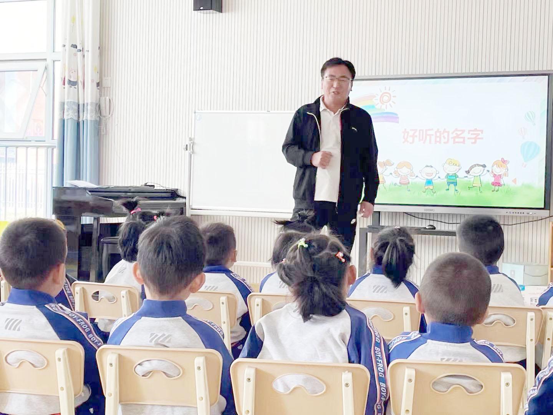 滨城凤凰城英才幼儿园:名师示范 引领青年教师专业化成长