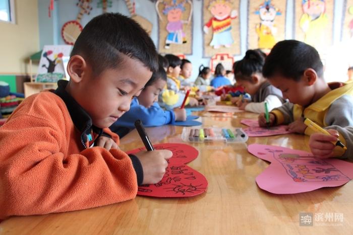 """高新区实验幼儿园组织幼儿进行""""感恩""""活动"""