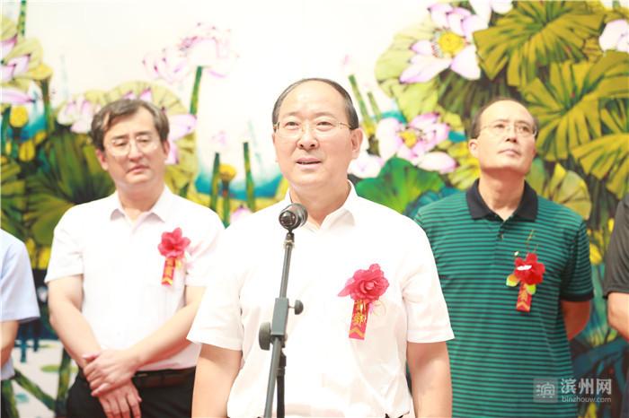 岁月恩典70年—赵先闻艺术创作回顾展开幕